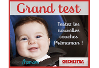 Grand test des couches Prémaman